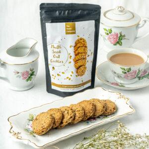 Multi-Seed Oat Cookies - 210 g