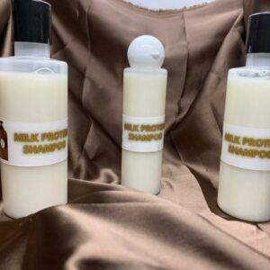 Milk Protein Hair Shampoo,100 ML