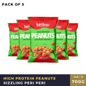 Peanuts (Chatpata Masala) - Pack of 5