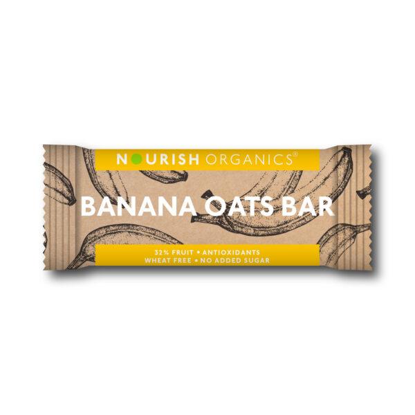 Banana Oats Bar