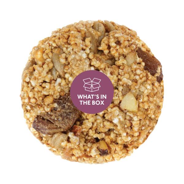 Fig Amaranth Cookies