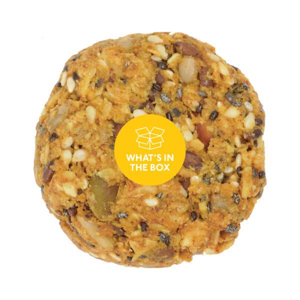 Chia Turmeric Cookies