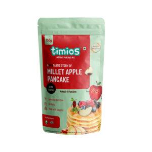 Timios Millet Pancake Mix Apple - 150g