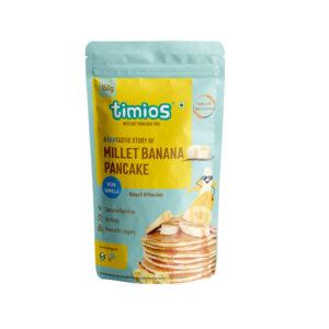 Timios Millet Pancake Mix Banana - 150g