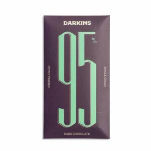 95% Single Origin Dark Chocolate- Andhra - Pack of 2