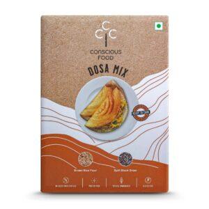 Conscious Food Natural Dosa Mix, 500g