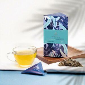 PETRICHOR - Green Tea Blend | 15 Tea Bags