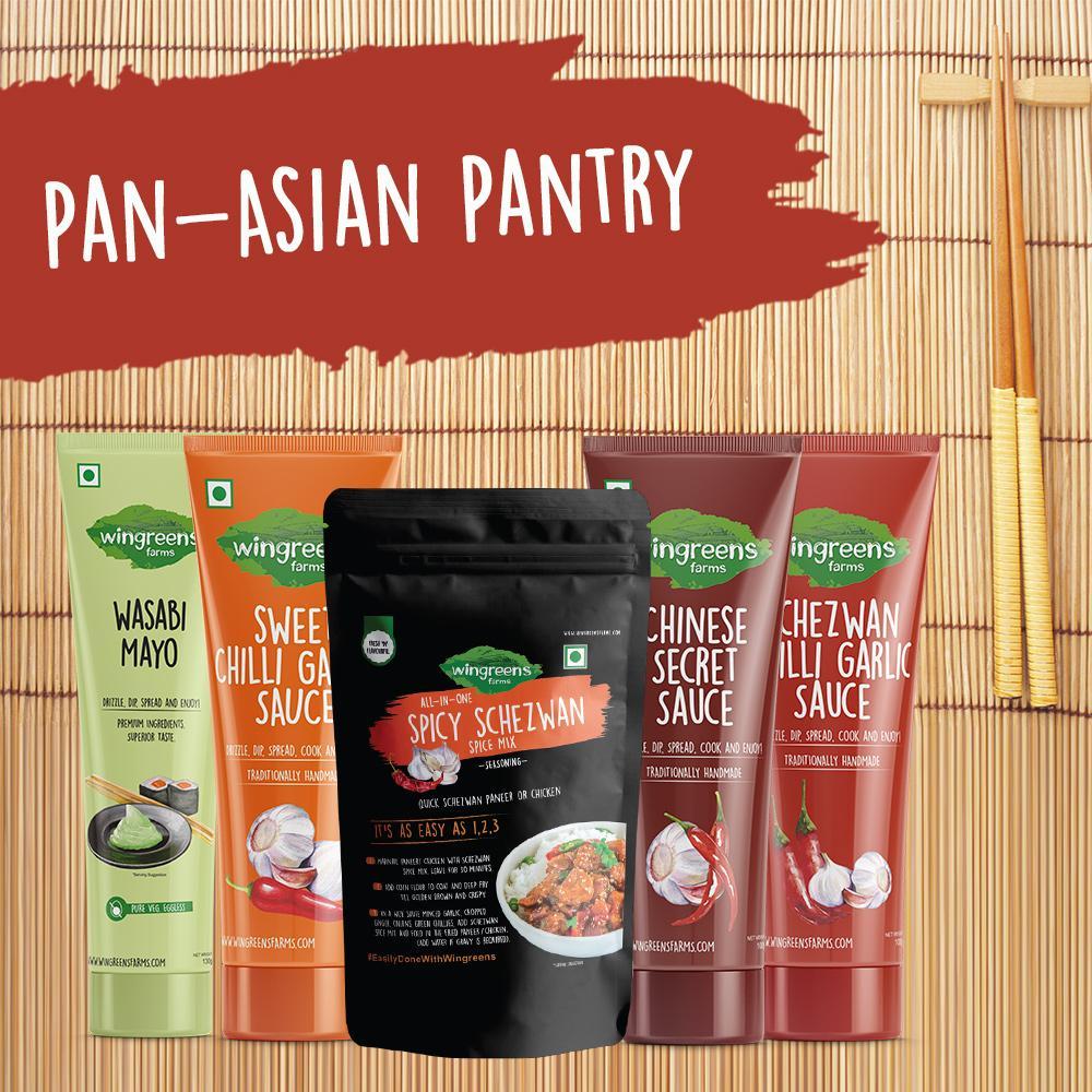 Pan Asian Pantry Combo (570g)