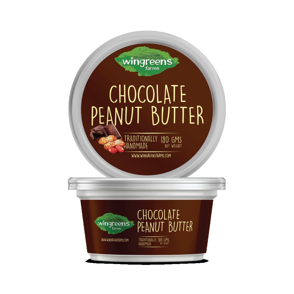 Chocolate Peanut Butter (180g)