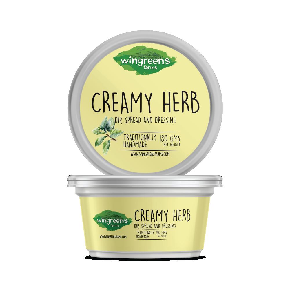Creamy Herb Dip, 180g