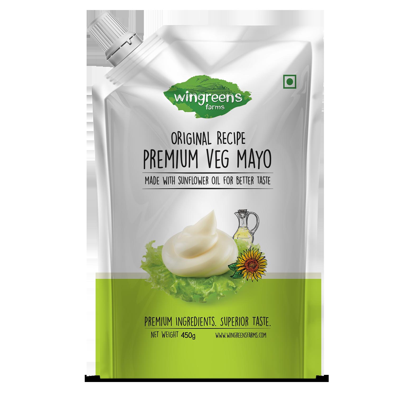 Premium Veg Mayo (Pack of 1-450g)