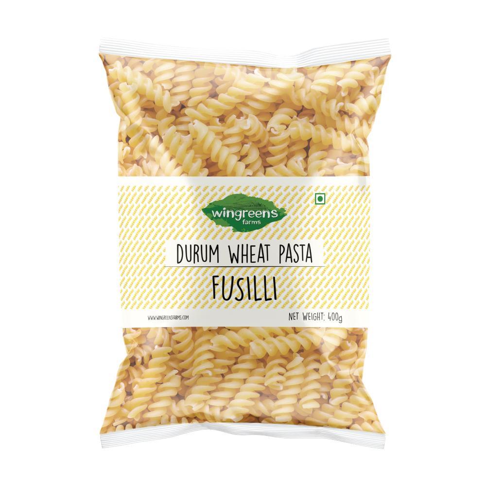 Durum Wheat Pasta - Fusilli (400g)