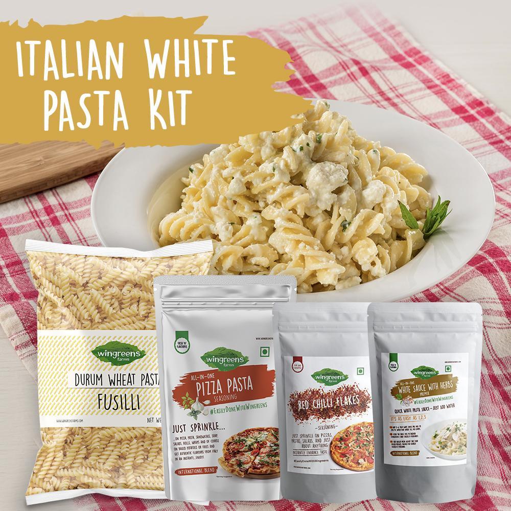 Italian White Pasta Kit (530g)