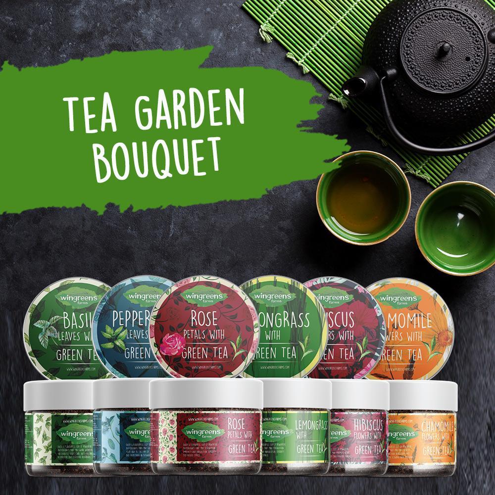 Tea Garden Bouquet – Small (180g)