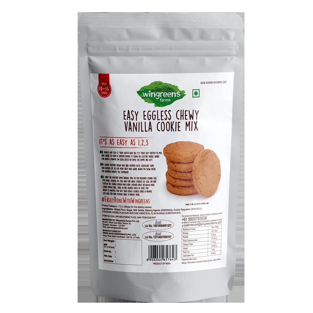 Chewy Vanilla Cookie Mix (300g)