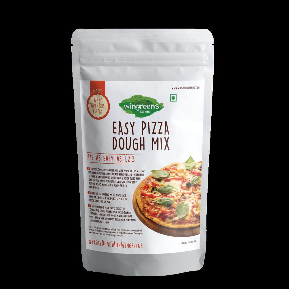 Easy Pizza Dough Mix (500g)