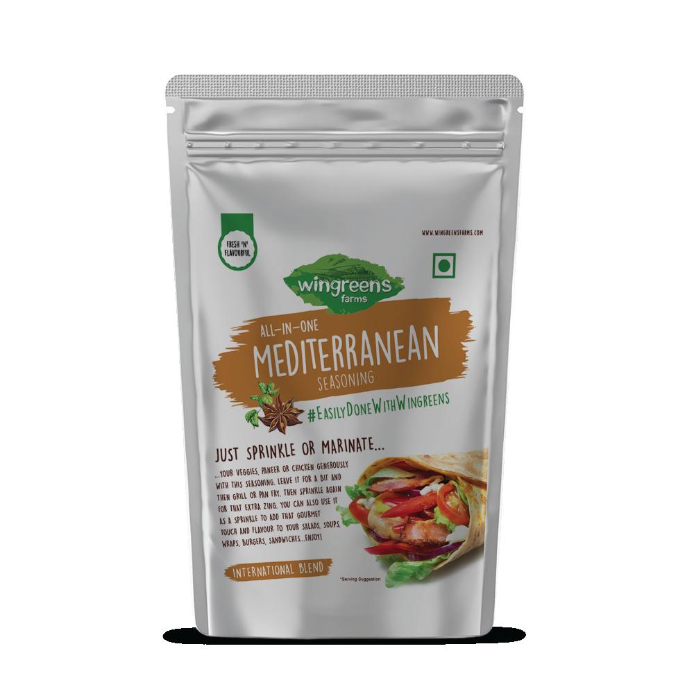 All-in-One Mediterranean Seasoning (50g)