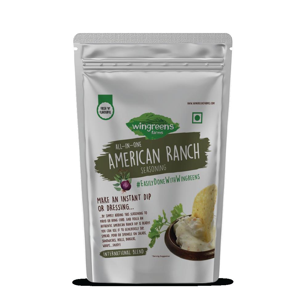 All-in-One American Ranch Seasoning (50g)