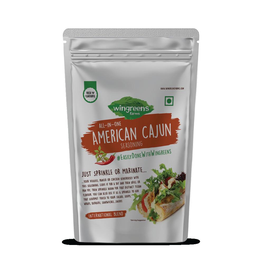 All-in-One American Cajun Seasoning (50g)