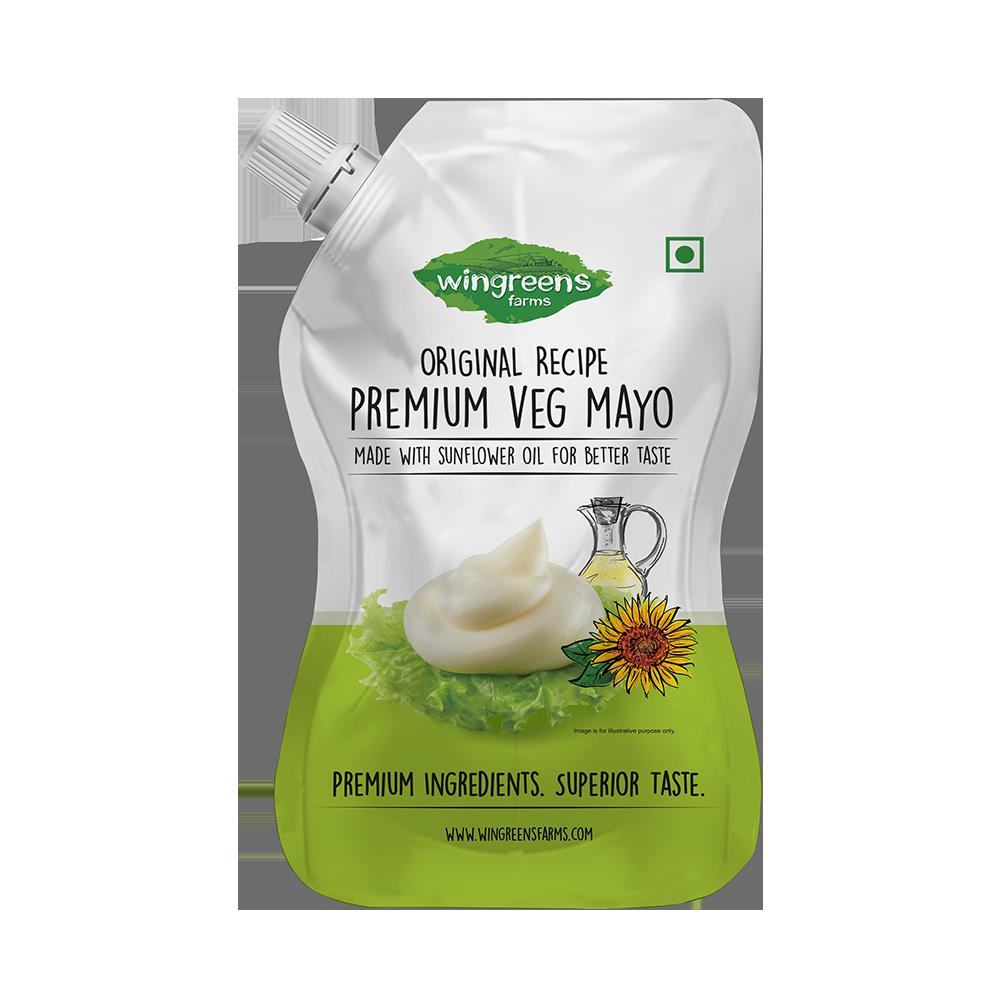 Premium Veg Mayo, 800g