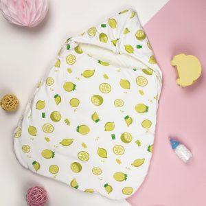 Kicks & Crawl- Thick Lemonade Carry Nest