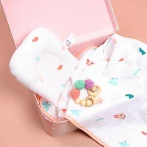 Kicks & Crawl- Goodnight Organic Baby Pillow