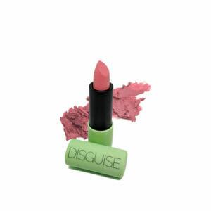 Ultra-Comfortable Satin Matte Lipstick Blush Actress
