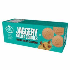 Foxtail Almond Jaggery Cookies 150g