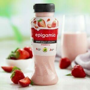 Greek Yogurt Smoothie, Strawberry - 200 ml
