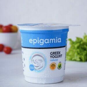 Greek Yogurt, Natural - 400 gm