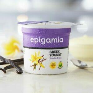 Greek Yogurt, Vanilla Bean - 90 gm