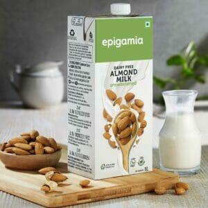 Almond Milk, Unsweetened - 1 Ltr