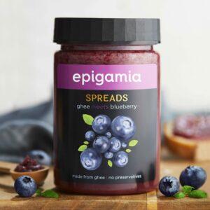 Blueberry Spread - 250 gm