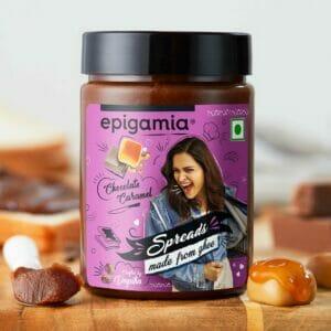 Chocolate Caramel Spread - 250 gm