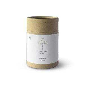 Conscious Food Organic Flax Seeds, 150g