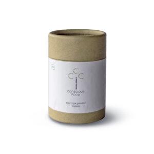 Conscious Food Natural Moringa Powder, 100g