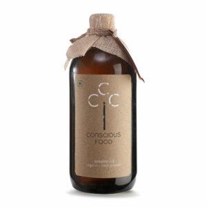 Conscious Food Organic Sesame Oil 500 ml