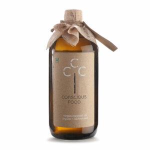 Conscious Food Organic Virgin Coconut Oil, 500ml