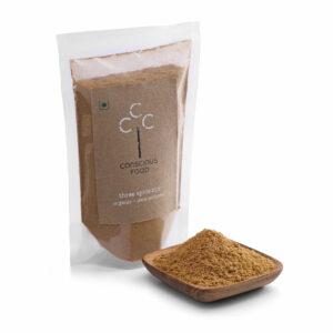 Conscious Food Organic 3 Spice Mix (Dhania, Jeera and Dalchini), 100g