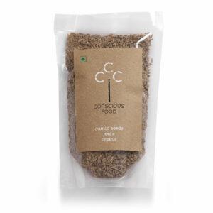Conscious Food Organic Cumin Seeds (Jeera), 100g