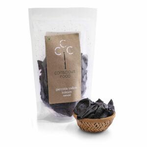 Conscious Food Natural Garcinia Indica (Kokum), 200g