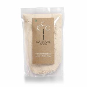 Conscious Food Organic Wheat Flour 1 kg