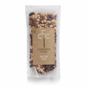 Conscious Food Natural Super Seven Bean Mix, 200g