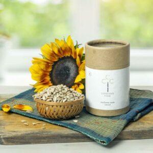 Conscious Food Natural Sunflower Seeds, 100g