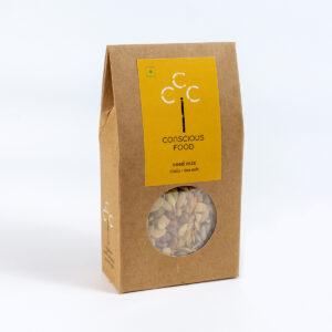 Conscious Food Natural Seed Mix Plain, 50g