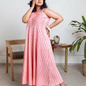 Pink Fennel Dress(PINK)