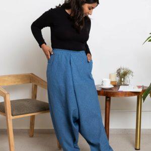 Marshmallow Pants(Blue)