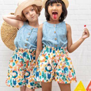 Summer Daze Playsuit
