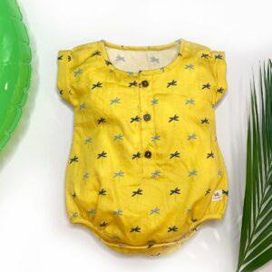 Sunny Palm Onesie