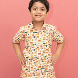 Macaroni Casual Shirt